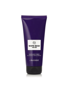 White Musk® For Men Hair & Body Wash by The Body Shop