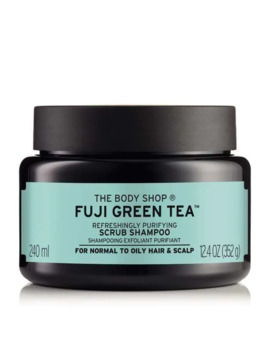 Fuji Green Tea™ Scrub Shampoo by The Body Shop