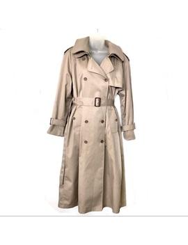 worthington-vintage-70's-all-weather-trench-coat by worthington