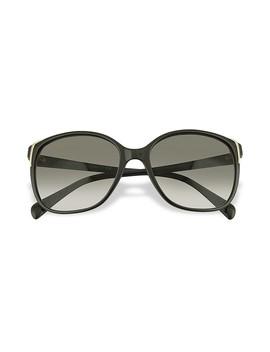 square-frame-plastic-sunglasses by prada
