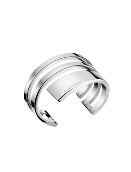beyond-polished-stainless-steel-bangle by calvin-klein