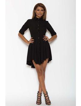 Rochie X, Inna B Clothing, Negru by Inna B Clothing