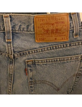 used-vintage-levi's-jeans by levis