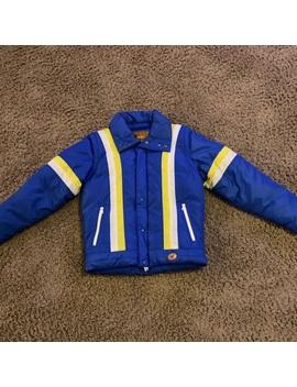 vintage-camel-goose-down-2in1-jacket-vest-xs-mint by camel