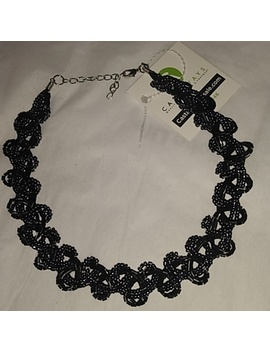beaded-chocker-necklace by none