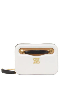 karligraphy-pocket-shoulder-bag by fendi