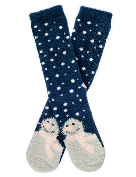 Snowman Cosy Socks by Bouxavenue
