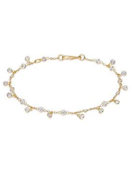 18ct-gold-nectar-white-sapphire-bracelet by annoushka