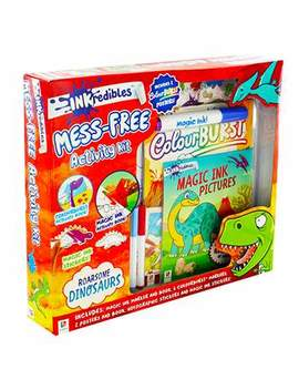 inkredibles-dinosaur-mess-free-activity-kit by theworks