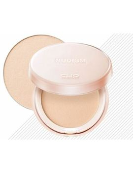 Clio Nudism Moist Fit Powder Pact 10g Korea Beauty Face Cosmetic by Clio