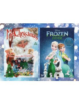 mr-christmas-+-frozen-fever-(dvds) by ebay-seller
