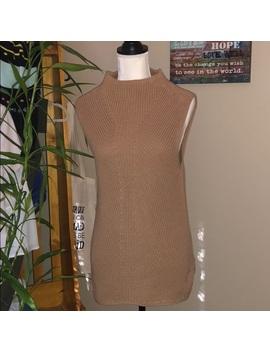 max-studio-sleeveless-sweater by max-studio