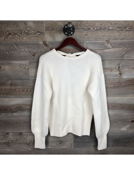 intermix-tie-back-wool-cashmere-puff-sleeve by intermix