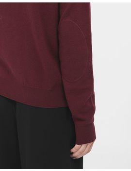 Pullover Mit Hohem Halsausschnitt by Maison Margiela