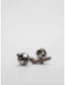 Cufflinks | Black Shine Knot by John Henric
