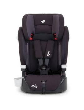 Joie Elevate Group 1/2/3 Car Seat   Two Tone Black520/8065 by Argos