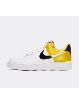air-force-1-low-lv8-nba-trainer-|-amarillo-_-white-_-black by nike