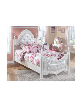 Exquisite Full Poster Bed by Ashley Homestore
