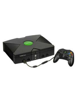 unleashx-modded-original-xbox-14-retro-emulators,-controller-&-cables by microsoft