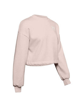 Under Armour Womens Ua Rival Fleece Lc Crew Sweater by Under Armour