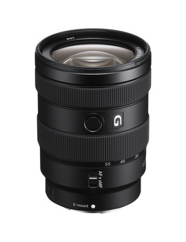 Sony E 16 55mm F/2.8 G Lens by Sony