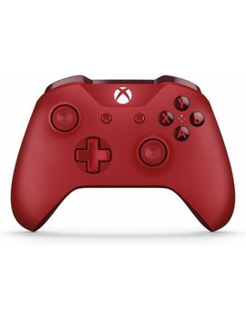microsoft-xbox-one-s-wireless-controller---red by microsoft
