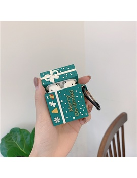 creative-christmas-gift-box-design-shockproof-silicone-case-wireless-earphone-protective-cover-for-airpods-1_2-earbuds by wish