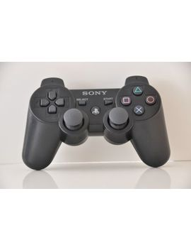 official-genuine-oem-sony-playstation-3-ps3-wireless-sixaxis-controller by sony