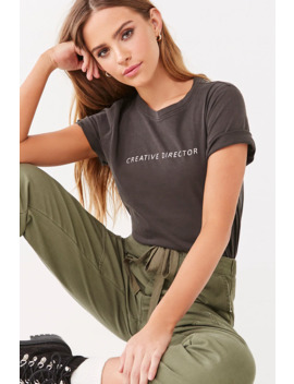 creative-director-graphic-tee by forever-21