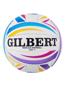 Gilbert 2019 World Cup Replica Netball by Gilbert