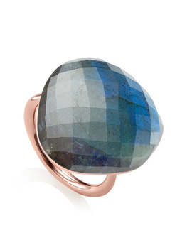 Nura Large Pebble Ring   Limited Edition by Monica Vinader