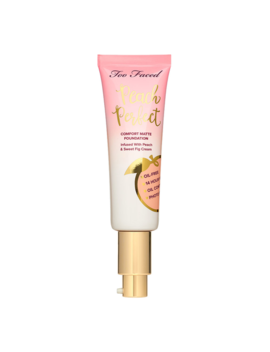 Peach Perfect Comfort Matte Foundation by Too Faced