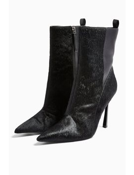 holly-black-point-boots by topshop