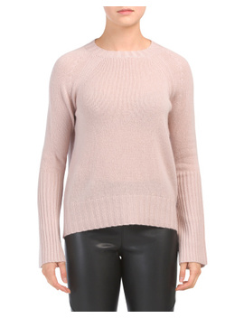 maikee-cashmere-crew-neck-sweater by skull-cashmere