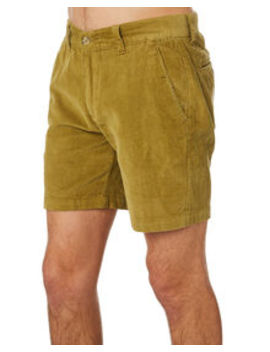 Corded Walkshorts by Mctavish