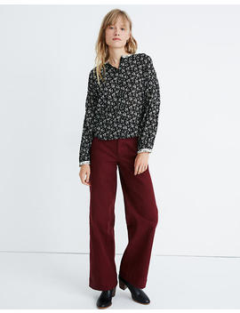 print-mix-meadow-shirt-in-branch-floral by madewell