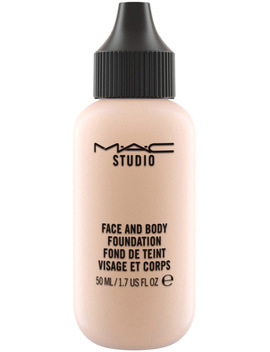 Studio Face And Body Foundation 50 Ml. by Mac
