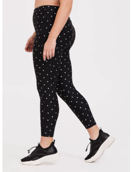 black-&-white-polka-dot-wicking-active-legging-with-pockets by torrid