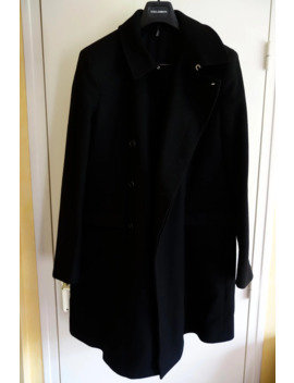 dior-homme---manteau-coat-52-l-xl-black-cashmere-aw10-fw10 by dior  ×