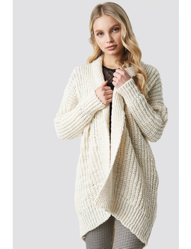 mineral-cardigan-white by mango