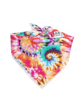 tie-dye-knit-bandana by dapper-dexter