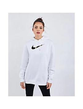 Nike Shine Over The Head   Women Hoodies by Nike