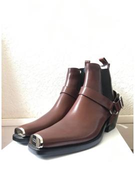 calvin-klein-205w39nyc-boots by raf-simons  ×  calvin-klein-205w39nyc  ×
