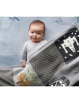 Star Wars™ Patchwork Baby Blanket by Pottery Barn Kids