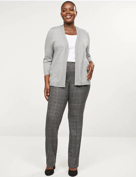 3/4 Sleeve Modern Cardigan by Lane Bryant