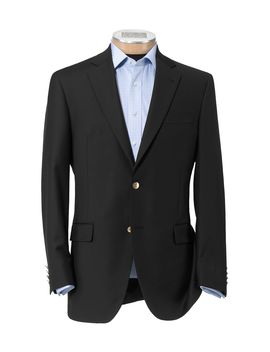 signature-collection-traditional-fit-solid-blazer---big-&-tall by jos-a-bank