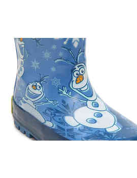 Frozen Warm Hugs Rain Boot   Kids' by Western Chief