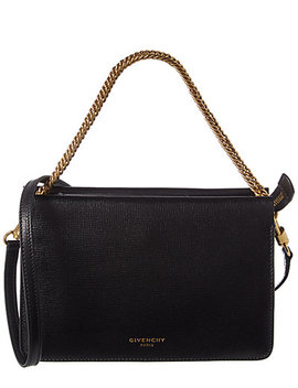 givenchy-cross3-leather-&-suede-crossbody by givenchy