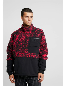 Rage Classic   Fleecegenser   Rose Red by The North Face