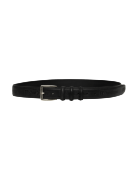 Embossed Leather Belt by Gr Uniforma